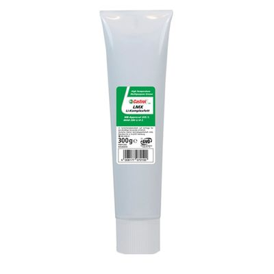 Пластичная смазка Castrol LMX Li-Komplexfett, 300 г