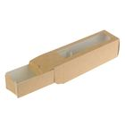 Упаковка для макарони 18 х 5,5 х 5,5 см, на 6 шт - Фото 3