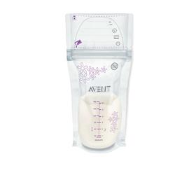 Пакеты для хранения грудного молока Avent, 180 мл, 25 шт. Ош
