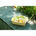 Упаковка, салатник с прозрачной крышкой, 16,5 х 12 х 4,5 см, 0,5 л - Фото 2