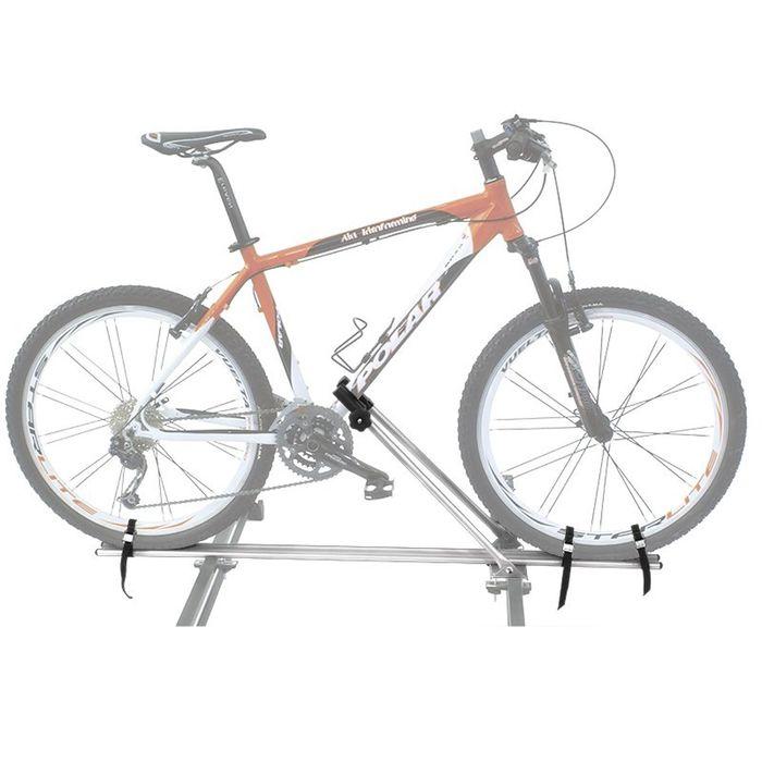 Автобагажник для велосипеда Peruzzo IMOLA на крышу, алюминий