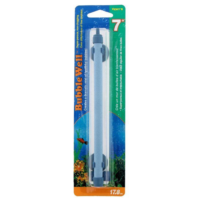 Распылитель горизонтальный на присосках, 17,8 см, голубой