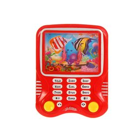 Водная игра «Телефон», цвета МИКС Ош