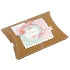 Коробка-подушка «Бесценные моменты», набор для создания, 14 × 19 см