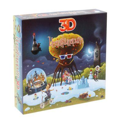 Настольная игра «Имаджинариум 3D» - Фото 1