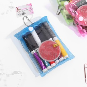 Набор для шитья в сумочке, цвет МИКС Ош