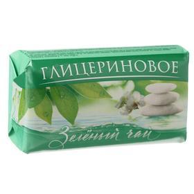 """Глицериновое мыло """"Зелёный чай"""", 100 г"""