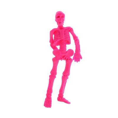 Детский набор для опытов «Растущие фигурки. Скелет», цвета МИКС - Фото 1