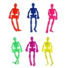 Детский набор для опытов «Растущие фигурки. Скелет», цвета МИКС - Фото 2