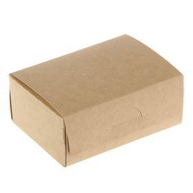 Контейнер на вынос 12 х 8,5 х 5 см, 0,5 л