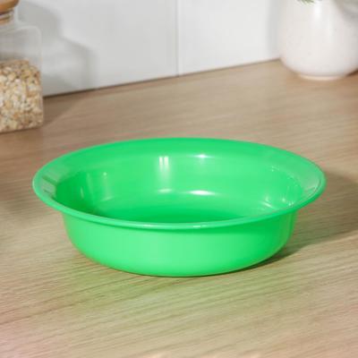 Тарелка, 1 л, цвет МИКС - Фото 1