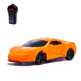 Машина радиоуправляемая «СпортКар», цвета МИКС Ош