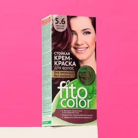 Стойкая крем-краска для волос Fitocolor, тон красное дерево, 115 мл