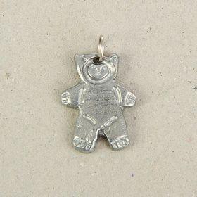 Кулон-амулет 'Кот в костюме медведя' Ош