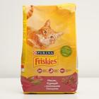 Сухой корм FRISKIES для кошек, мясо/овощи, 2 кг