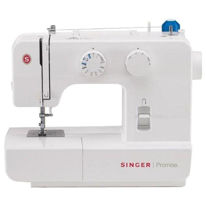 Швейная машина Singer Promise 1409, 85 Вт, 9 операций, полуавтомат, белая