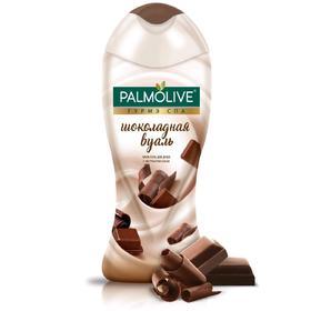 Гель для душа Palmolive Гурмэ СПА «Шоколадная вуаль», с экстрактом какао, 250 мл