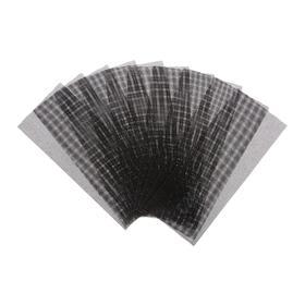 Сетка абразивная TUNDRA, корунд, 115 х 280 мм, Р240, 10 шт. Ош