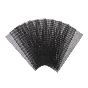 Сетка абразивная TUNDRA, корунд, 115 х 280 мм, Р40, 10 шт. Ош