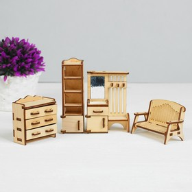 Набор мебели «Прихожая», 4 предмета Ош