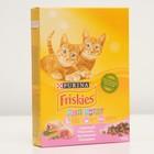 Сухой корм FRISKIES JUNIOR для котят, курица/овощи/молоко, 400 г