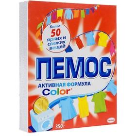 Стиральный порошок Пемос Color, автомат, 350 г