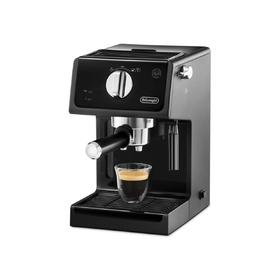 Кофеварка DeLonghi ECP 3121, рожковая, 1100 Вт, 1.1 л, чёрная