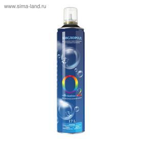 Кислородный баллончик Air-Active с эфирным маслом хвои, без маски, 17 л Ош