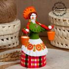 Художественные глиняные игрушки