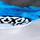 Тарелка круглая «Пахта», 12.5 см, белая - Фото 2