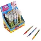 """Ручка шариковая дизайн """"Смешарики"""" 0,7мм микс"""