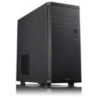 Корпус Fractal Design Core 1100, без БП, mATX, черный