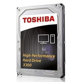 Жесткий диск Toshiba X300 4Tb (HDWE140EZSTA) SATA-III