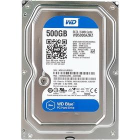 Жесткий диск WD Blue 500Gb (WD5000AZRZ) SATA-III