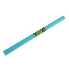Бумага креповая поделочная гофро Koh-I-Noor 50*200 см 9755/13 бирюзовая, в рулоне Ош