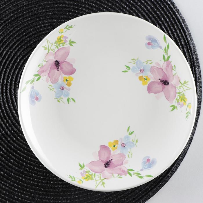 Тарелка «Фрезия», d=22 см