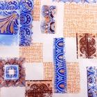 Пододеяльник La Marka 1,5сп, 148х210см, цвет МИКС бязь набивная - Фото 4