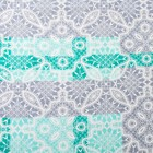 Простыня La Marka 2сп, 180х210см, цвет МИКС бязь набивная - Фото 5