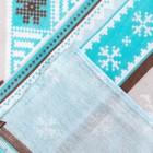 Простыня La Marka 2сп, 180х210см, цвет МИКС бязь набивная - Фото 9