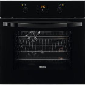 Духовой шкаф Zanussi OPZB 4210 B, электрический, 60 л, класс А, гриль, черный
