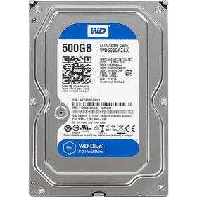 Жесткий диск WD Blue 500Gb (WD5000AZLX) SATA-III