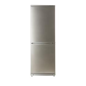"""Холодильник """"Атлант"""" 4012.080, двухкамерный, класс А, 302 л, серебристый"""
