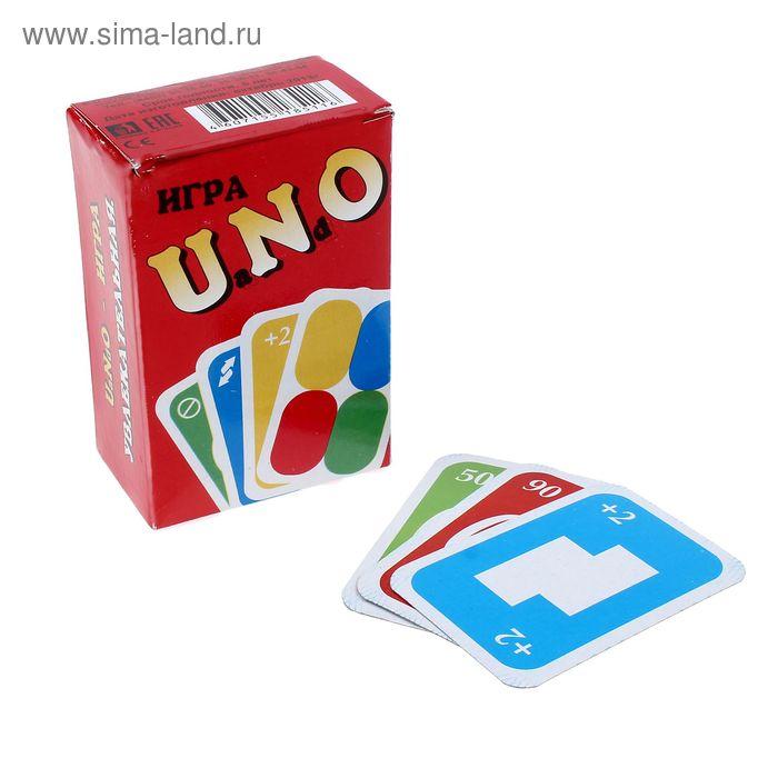 Карточная игра UANDO