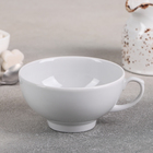 "Чашка чайная 220 мл ""Рубин"", цвет белый"