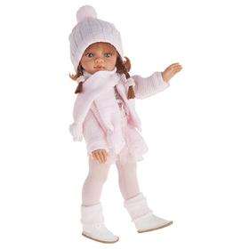 "Кукла ""Эльвира"" осенний образ, рыжая"