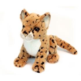 Мягкая игрушка «Леопард», 16 см