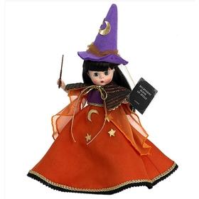 """Кукла """"Ведьма-ученица"""""""