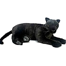 "Мягкая игрушка ""Чёрный ягуар"""