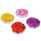 Блок с липким краем «Розы», 100 листов, МИКС