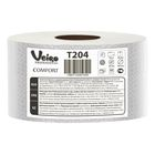 Туалетная бумага Veiro Professional Comfort в средних рулонах, 170 метров (1360 листов)